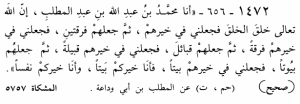 Shaykh Albani's authentication in his Sahih Jami' al-Sagheer, hadith number 1472