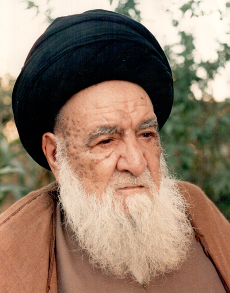 Ayatullah Khoei